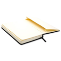 Silvine Executive Soft Feel Pocket Notebook Ruled 160 Pages 143x90mm Black