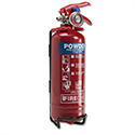 IVG Fire Chief Dry Powder 600g Fire Extinguisher Factory-sealed for Class BC Guardian