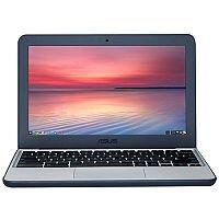 "ASUS Chromebook Laptop C202SA GJ0025 11.6"" Celeron N3060 4 GB RAM 16 GB SSD Notebook"