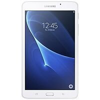 "Samsung Galaxy Tab A 2016 tablet Android 6.0 Marshmallow 16 GB 10.1"" White"
