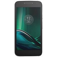 Motorola Moto G4 Play Black 4G LTE 16 Gb GSM Smartphone
