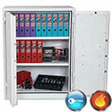 Phoenix Fire Ranger Steel Storage Cupboard Fire and Burglary Resistant