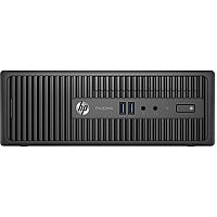 HP ProDesk 400 G3 Core i3 6100 3.7 GHz 4 GB 500 GB Desktop PC