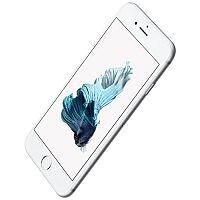 Apple iPhone 6s Silver 4G LTE LTE Advanced 32 GB CDMA / GSM Smartphone