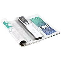 IRIS IRIScan Book 5 White Hand-Held Scanner