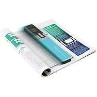 IRIS IRIScan Book 5 Turquoise Hand-Held Scanner