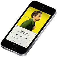 Apple iPhone SE space grey 4G LTE 128 GB CDMA / GSM Smartphone