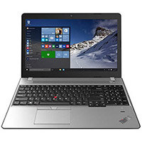Lenovo ThinkPad E570 Laptop 15.6in Core i5 7200U 8 GB RAM 256 GB SSD