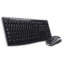 Logitech MK260 Wireless Keyboard and Mouse Black 910-002997