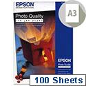 Epson  A3+ Photo Quality Inkjet Paper Matt 104gsm 100 Sheets S041069