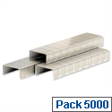 Rexel 18 Staples 8mm Pack 5000