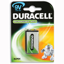 Duracell 9V Rechargeable Battery NiMH 170mAh 81364739
