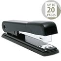Rapesco 545 Stapler Full Strip Metal Black