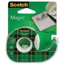 Scotch Magic Tape on Dispenser 19mm x 25m