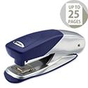 Rexel Matador Pro Stapler 70mm Throat Depth Silver/Blue