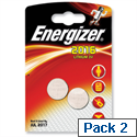 Energizer CR2016 3V Lithium Battery Pack 2