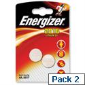 Energizer CR2016 3V Lithium Battery Pack 2
