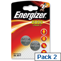CR2025 3V Lithium Battery Energizer Pack 2