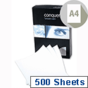 Conqueror CX22 Super Smooth Texture Diamond White Premium Paper A4 100gsm 500 Sheets