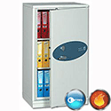 Phoenix Firechief Security Cupboard Fire Resistant 235 Litre Capacity 101kg W670xD525x1240mm