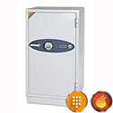 Phoenix White Fire Commander Protection Cupboard 228KG