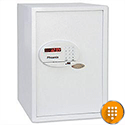 Phoenix Saracen Home Safe Cash and Valuables 8 Digit Electronic Lock W370xD445xH560mm Grey