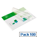 GBC A4 Laminating Pouches 250 Micron - Pack 100