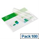 GBC A4 Laminating Pouches 250 Micron - Pack 100