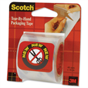 Scotch Tear By Hand Packing Tape 48mm x 16m E5016C
