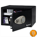 Sentry X105 Security Home Safe Electronic Lock 4mm Door 2mm Walls 30.5 Litre 14.1kg W430xD370xH225mm