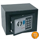 Phoenix Compact Home Safe with Electronic Lock 5L Capacity