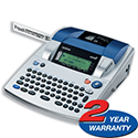 Brother P-Touch 3600 Labelmaker Desktop and PC or Mac