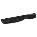 Fellowes Microban Gel Keyboard Palm Rest Black 9183201