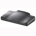 Philips 2210 Foot Control Ergonomic Slim for Analog Dictation Transcription Kits 720 725 730 LFH2210