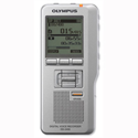Olympus DS-2500 Digital Dictation Machine DSS Pro Format USB with SD 2GB
