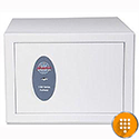 Phoenix Fortress White High Security Burglary Safe 38KG