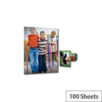 HP Everyday Photo Paper 100 Sheets