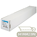HP Q1444A Bright White Inkjet Paper 841mm x45.7m 90gsm