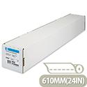 HP Q1404A Universal Coated Plotter Paper Matte 610mm x 45.7m 95gsm