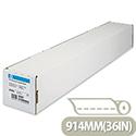HP Q1405A Universal Coated Plotter Paper Matte 914mm x 45.7m 90gsm