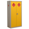 Trexus Hazardous Materials Cupboard W915xD460xH1780 866273