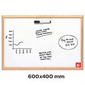 Economy Whiteboard 600 x 400mm 5 Star