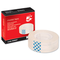 Office Crystal Tape 19mm x 33m Box 5 Star