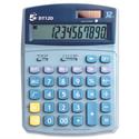 Desktop Calculator Battery/Solar-power 12 Digit DT12D 5 Star