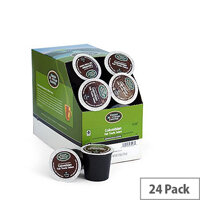 Green Mountain Coffee Fair Trade Certified Colombian Fair Trade Select Pack K-Cup pods for Keurig K140 & K150 24 93-07007