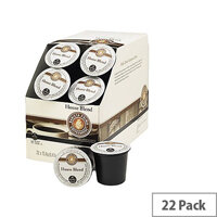 Barista Prima Coffeehouse House Blend Pack 22 K-Cup pods for Keurig K140 & K150 93-07010