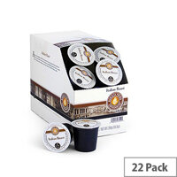 Barista Prima Coffeehouse Italian Roast Pack K-Cup pods for Keurig K140 & K150 22 93-07012