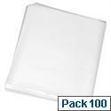 A4 Matt Laminating Pouches 250 micron - 5 Star Pack 100