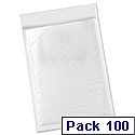5 Star Mailer Envelopes Bubble Lined Size 00 (Pack of 100)