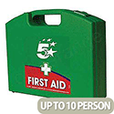 5 Star First Aid Kit HS1 1-10Person